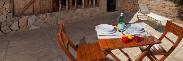 Alojamientos rurales con acceso al mar en Mallorca