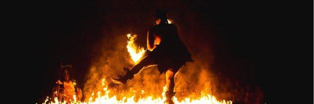 La fiesta de Sant Antoni en Mallorca