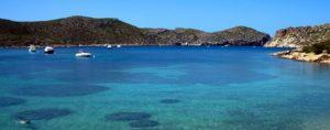 Visitar la Isla de la cabrera en Mallorca