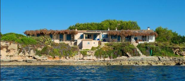 Casas para estancias relajantes en mallorca estalella - Casas de mallorca ...